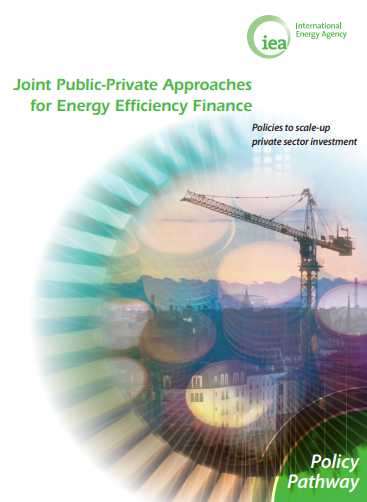 Joint Public-Private Approaches for Energy Efficiency Finance