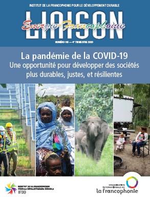 Infolettre Liaison Énergie-Francophonie