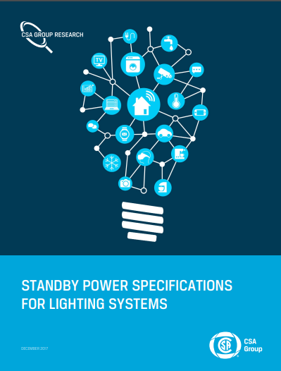 Standby Power Specifications for Lighting Systems
