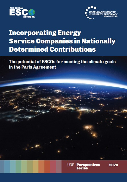 Incorporating Energy Service Companies in Nationally Determined Contributions