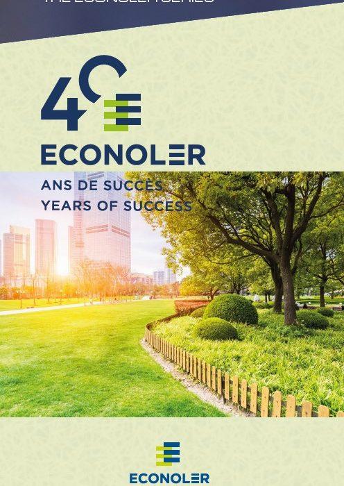 Econoler - 40 years of success