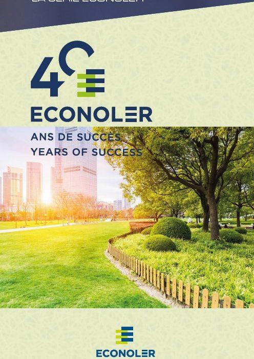 Econoler - 40 ans de succès